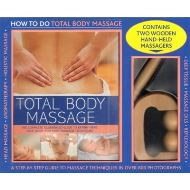 Total Body Massage & Two Wooden Hand-held Massagers