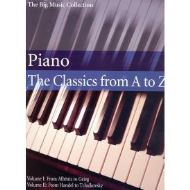 Piano - The classics from A to Z