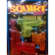SQUIRT FUN SQUIRTER SET