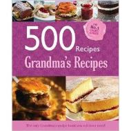 500 Grandma's Recipes
