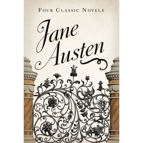 Jane Austen: Four Classic Novels (Fall River Classics)