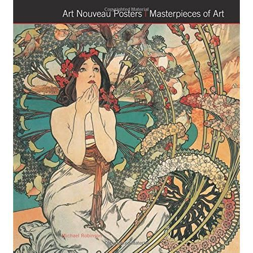 Art Nouveau Posters *Masterpieces of Art