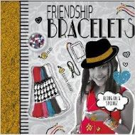 Friendship Bracelets (Craft Kit with 50 Beads and 5 Coloured Threads!)