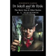 DR JEKYLL AND MR HYDE with THE MERRY MEN & OTHER STORIES (R. L. Stevenson)