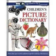 CHILDREN'S PICTURE DICTIONARY (Wonders of Learning)