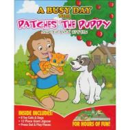 A Busy  Day with Patches The Puppy and The Lost Kitten