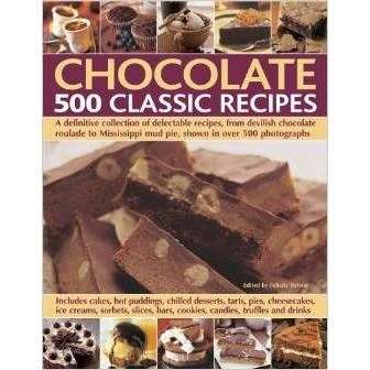 CHOCOLATE 500 CLASSIC RECIPES