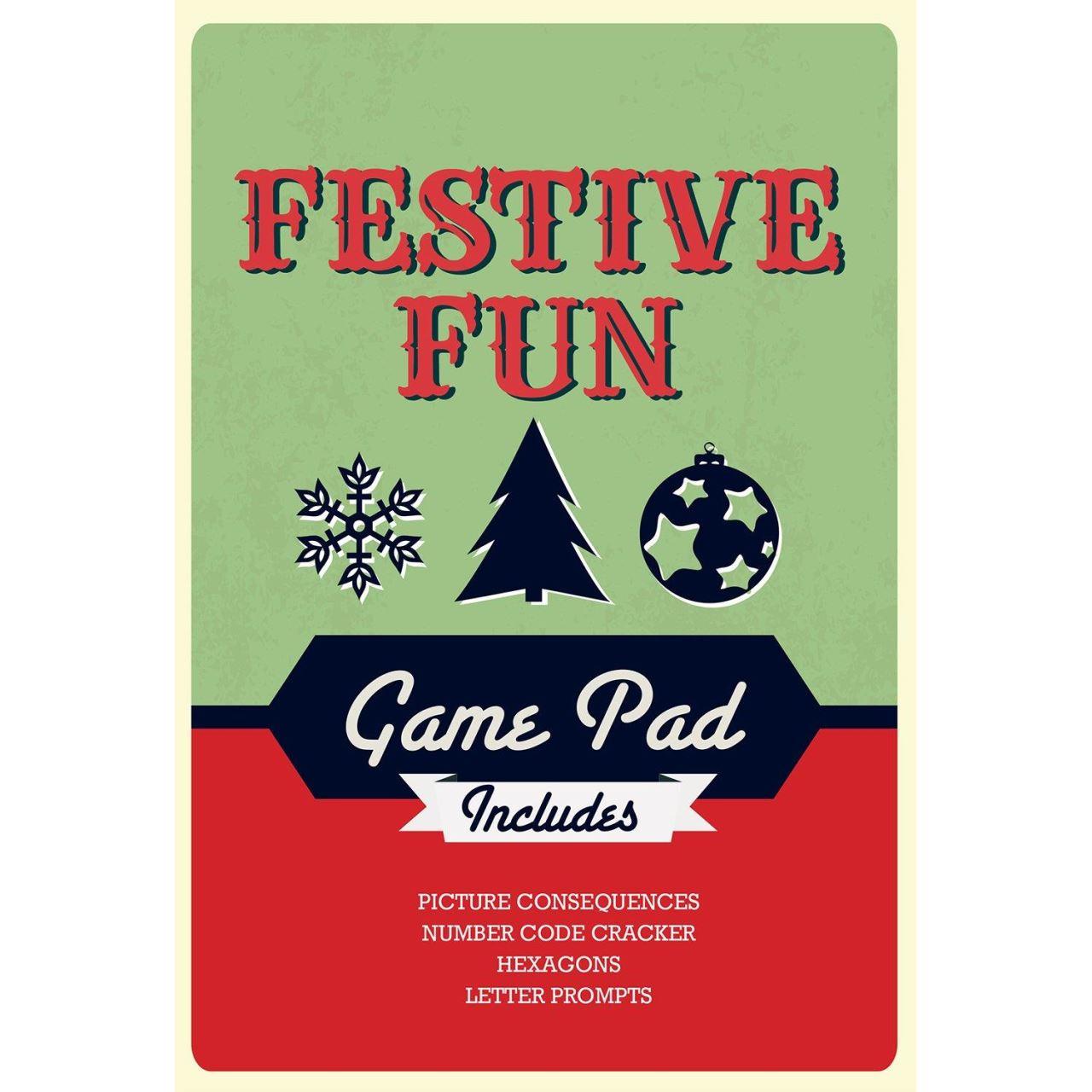 Festive Fun Game Pad imagine
