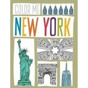 Colour Me New York imagine