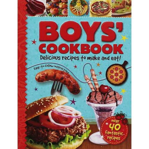BOYS' COOKBOOK