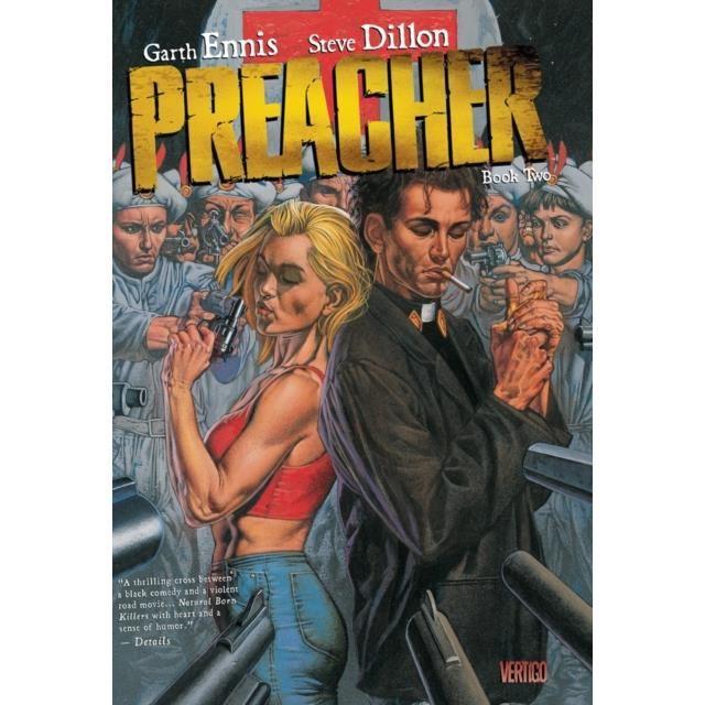 Preacher Book Two imagine