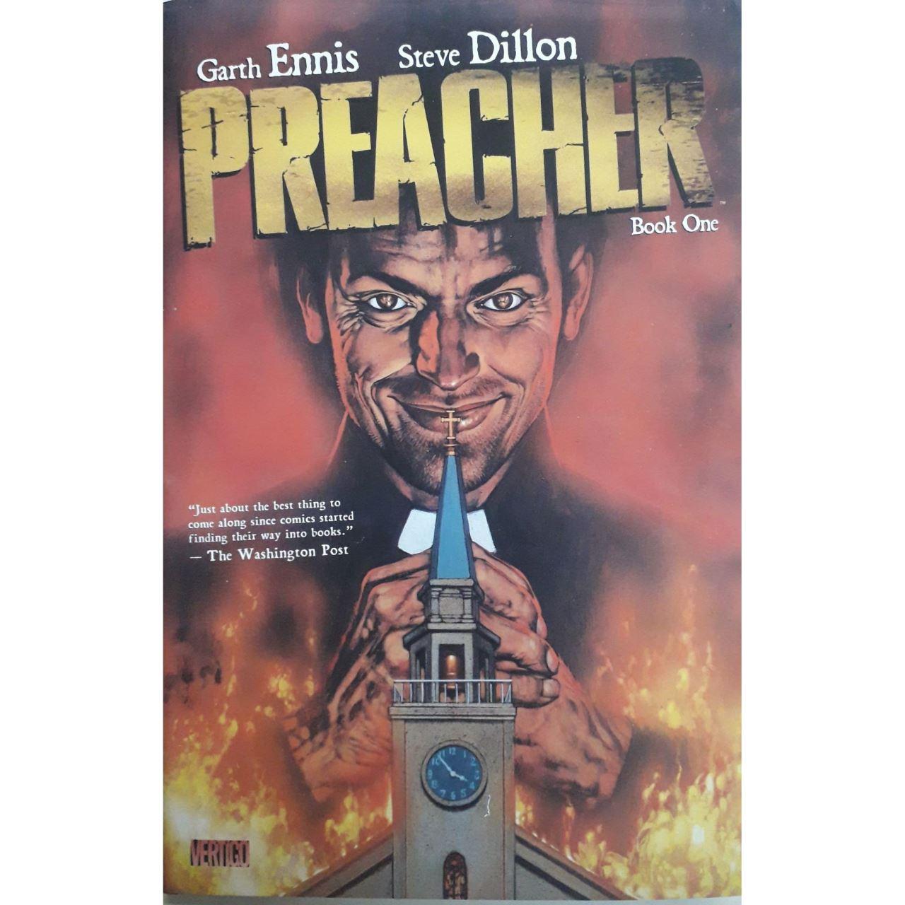 Preacher Book One imagine
