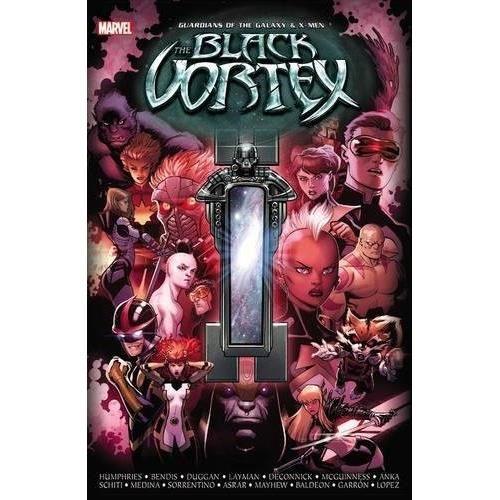 The Black Vortex imagine