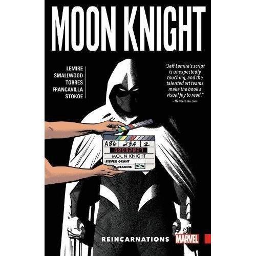 Moon Knight Vol. 2: Reincarnations imagine