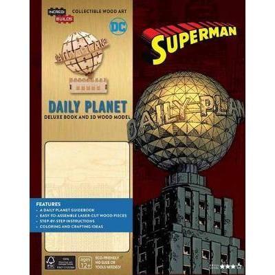 Incredibuilds: Dc Comics: Superman imagine