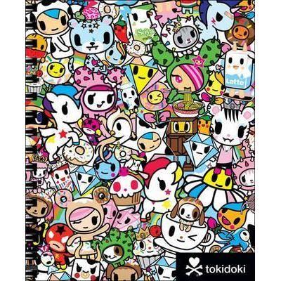 Tokidoki Sketchbook imagine