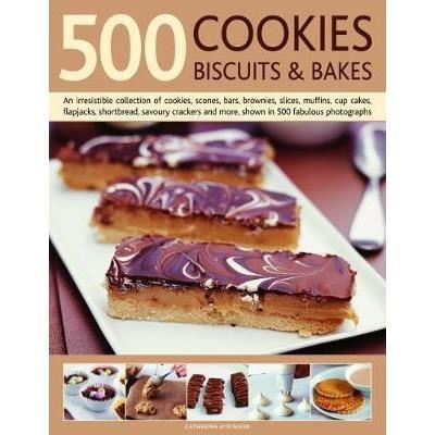 500 COOKIES BISCUITS & BAKES