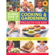 ULTIMATE BOOK OF COOKING AND GARDENING (hobbies)