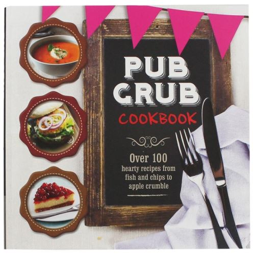 PUB GRUB COOKBOOK