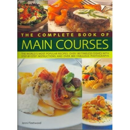 COMPLETE BOOK OF MAIN COURSES