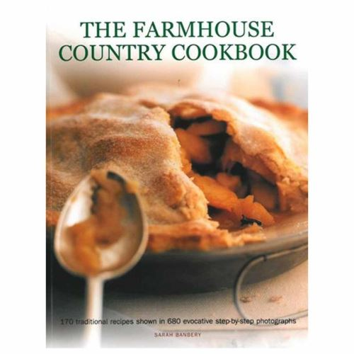 FARMHOUSE COUNTRY COOKBOOK