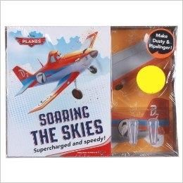 DISNEY PLANES STORYBOOK & ACTIVITY BOXSET