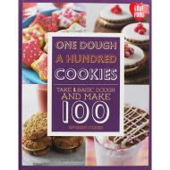 ONE DOUGH = A HUNDRED COOKIES