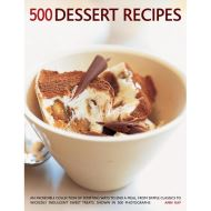 500 DESSERT RECIPES
