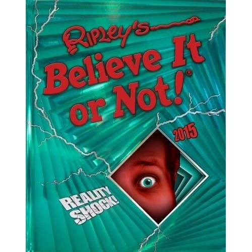 Ripley's Believe It or Not!(Annuals 2015)
