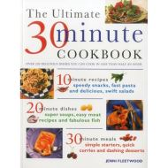 The Ultimate 30-Minute Cookbook