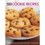 500 COOKIE RECIPES