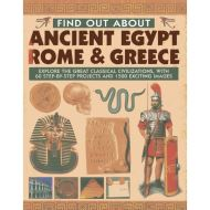 Find Out About Ancient Egypt, Rome & Greece (hobbies)