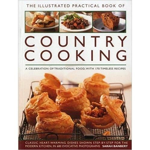 ILLUS PRAC COUNTRY COOKING