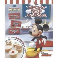 Disney Story and Recipe Book - Mickey's Party Cookbook