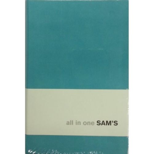 SAM ALL IN ONE (TURQUOISE)