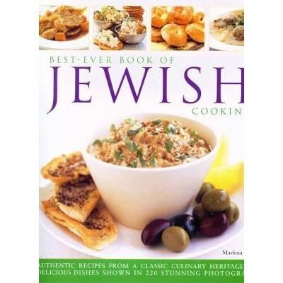 BEST EVER BOOK OF JEWISH COOKING