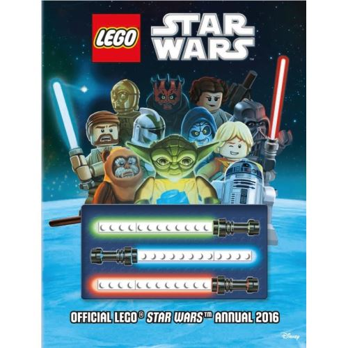 The Official LEGO Star Wars Annual 2016