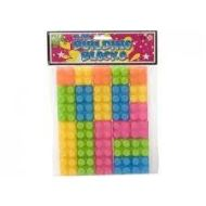 17 piece Jumbo Building Blocks