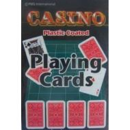 HQ PLASTIC PLAY CARDS
