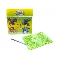 Skylander Swap Force Stencil And Pencil Set