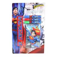 SUPERMAN NOTEBOOK & FELT PEN