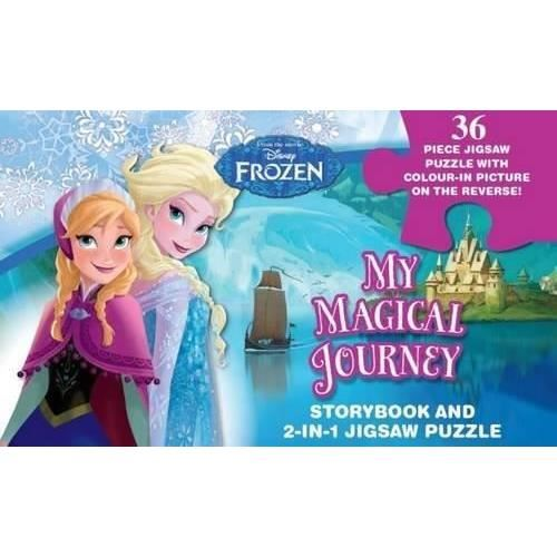 Disney Frozen My Magical Journey