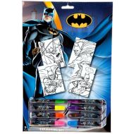 BATMAN COLOURING SET
