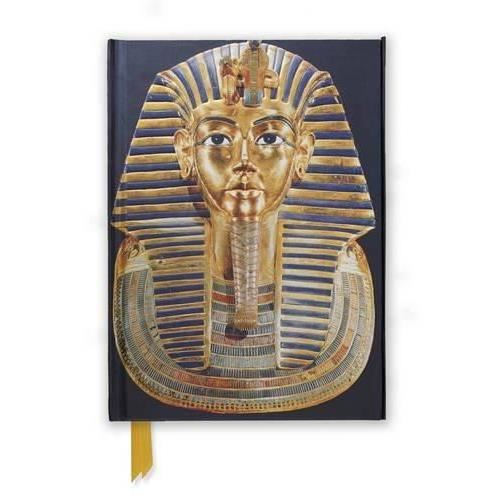 The Mask of Tutankhamun (Flame Tree Notebooks)
