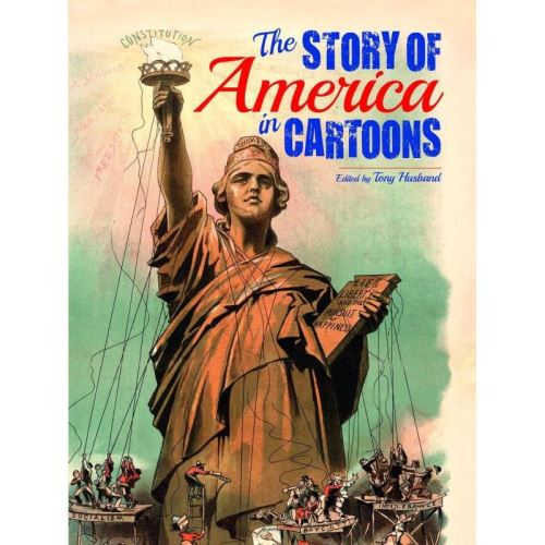 The Story of America in Cartoons