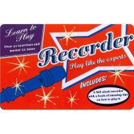RECORDER RETRO TIN SET