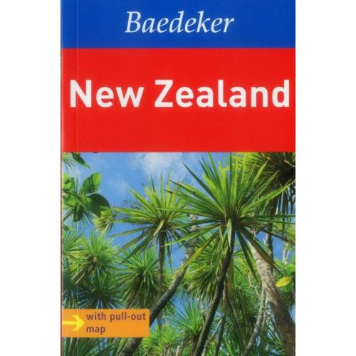 NEW ZEALAND BAEDEKER GUIDE