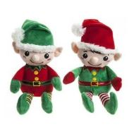 8'' ARTHUR THE ELF RED OR GREEN