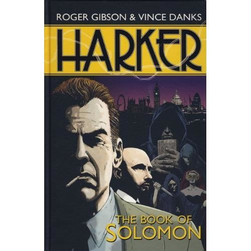 HARKER: THE BOOK OF SOLOMON