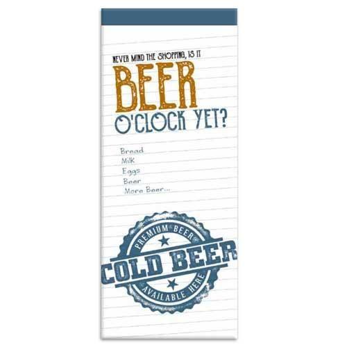 Beer Shopping List imagine